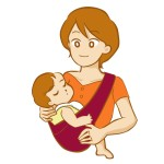 新生児におすすめのスリングは?使用方法や使用時間