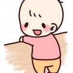 赤ちゃんのつかまり立ちはいつから?4つの転倒対策方法