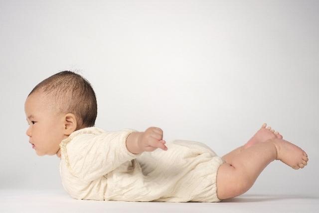 赤ちゃん首すわり